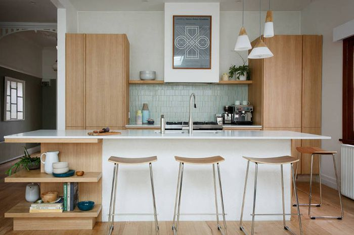 Tips Menata Kitchen Set