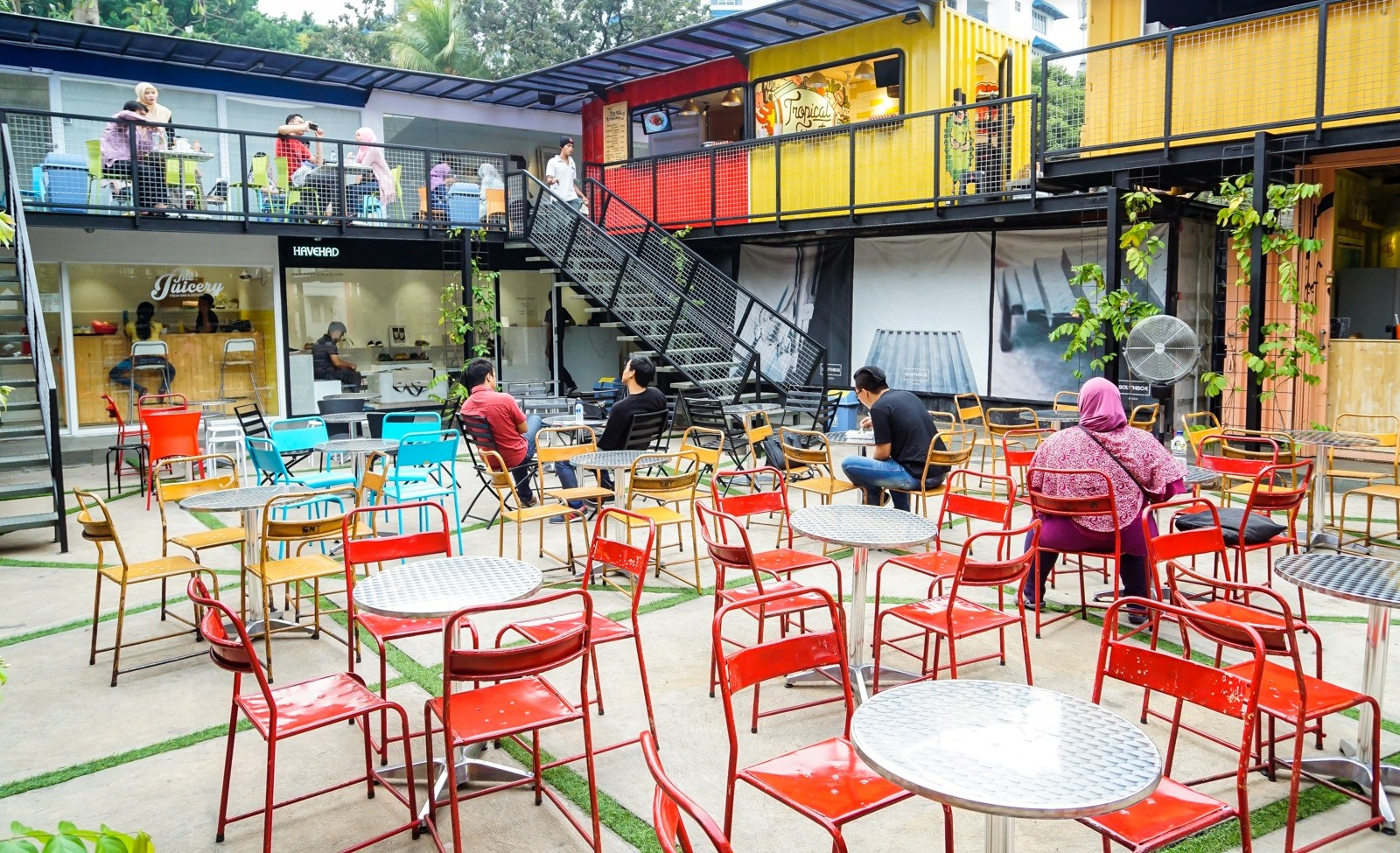 Tips Desain Resoran Fast Food